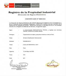 Registro de Propiedad Industrial