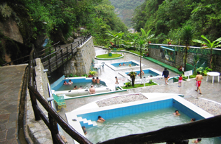 Aguas Calientes de Machu Picchu