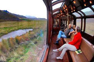Vagón Panorámico