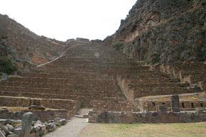 Andenes Inca