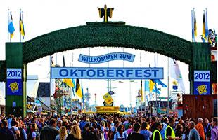 Oktoberfest en Alemania