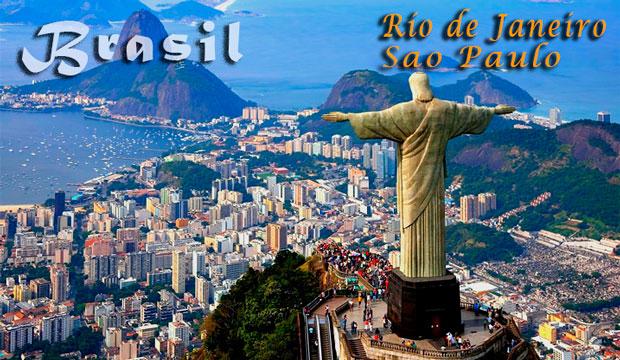 White Christ Brazil
