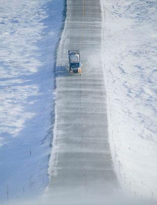 Denison´s Road La Carretera del Ártico