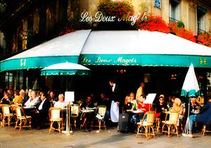 Cafetería de Francia