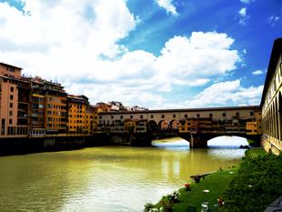 Ponte Vecchio en italiano