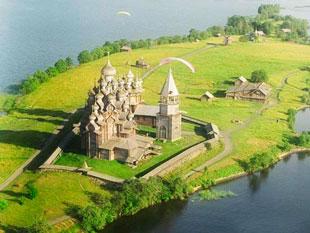 isla museo en rusia