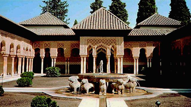 Alhambra (Granada, España)