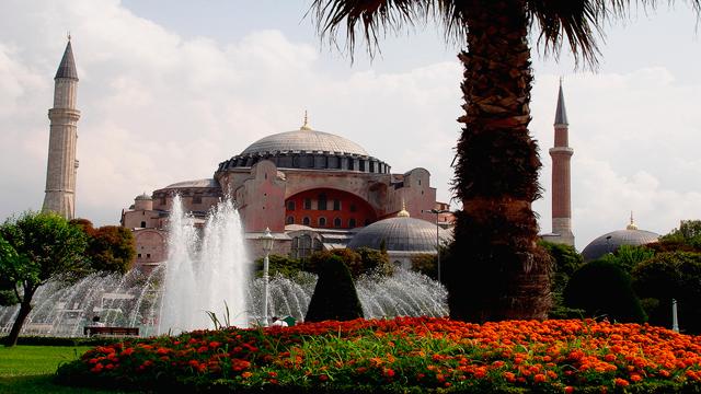 Aya Sofía (Estambul)
