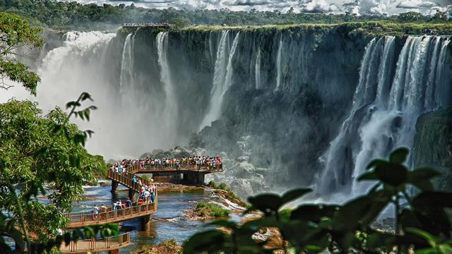 Cataratas de Iguazú (Argentina/Brasil)