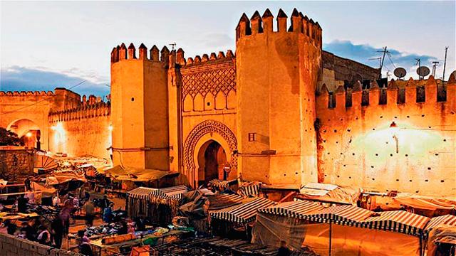 Fez Medina (Fez, Marruecos)