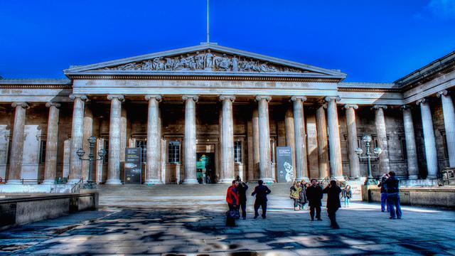 Museo Británico (Londres)