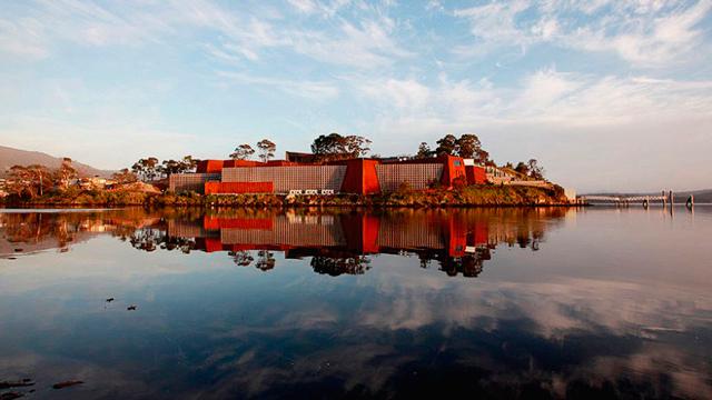 Museo del Nuevo y el Viejo Arte (Hobart, Australia)