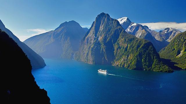 Parque Nacional de Fiordland (Nueva Zelandia)