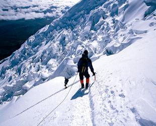 Aventura en el Nevado - Perú