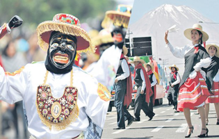 Arequipa se prepara para su 476 aniversario
