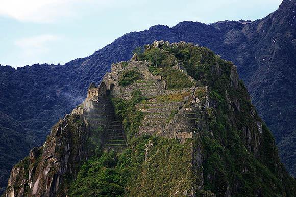 Montaña de Machu Picchu