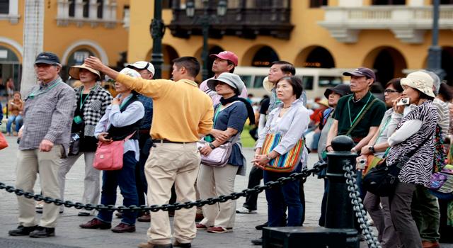 Disfrute del Turismo en Perú