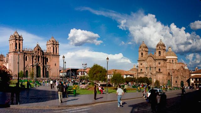 Ciudad Imperial Cusco