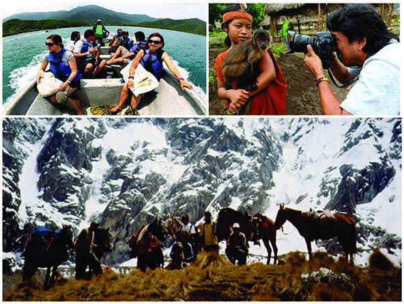 Turismo interno crece 4.3%