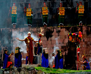 Inti Raymi Coricancha