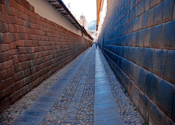 La calle Loreto