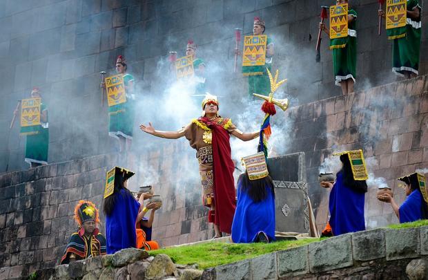 Ciudadela de Machu Picchu será sede de las próximas fiestas de Cusco
