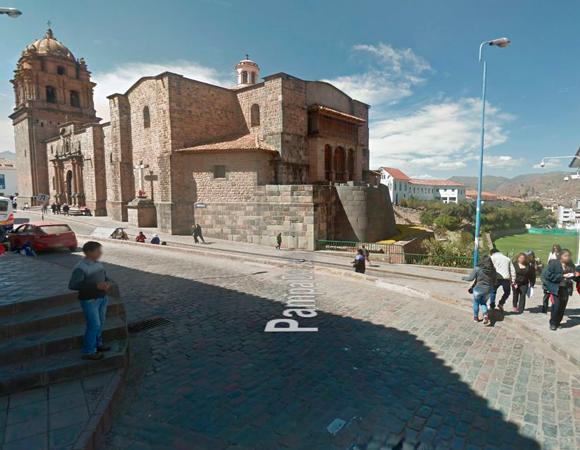 Calle Pampa del Castillo
