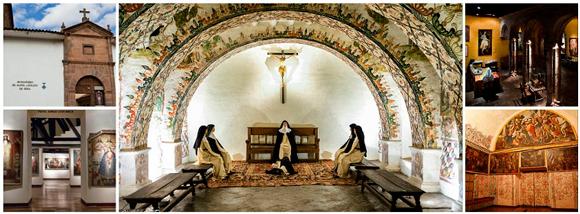 """Conoce más de un antiguo Aqlla Wasi, """"El Monasterio de Santa Catalina de Sena"""""""