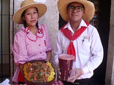 Fiesta de la Chicha - Arequipa