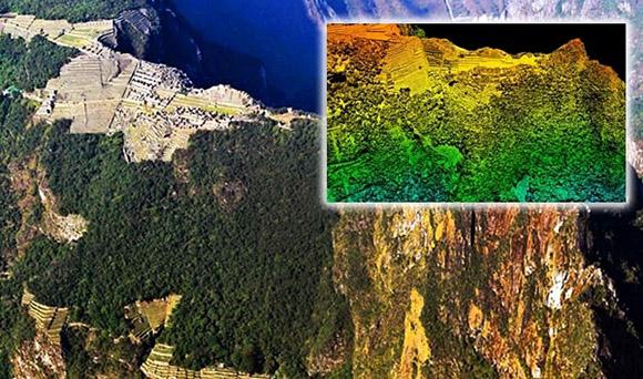 Hallan indicios de andenes y de tramos del Camino Inca e alrededores de Machu Picchu