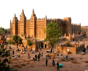 Timbuktu en Mali