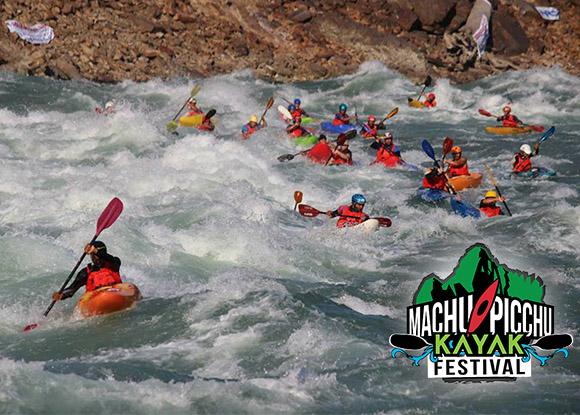 """Ya están abiertas las inscripciones para el primer festival de descenso de ríos en Cusco """"Machu Picchu Kayak Fest"""