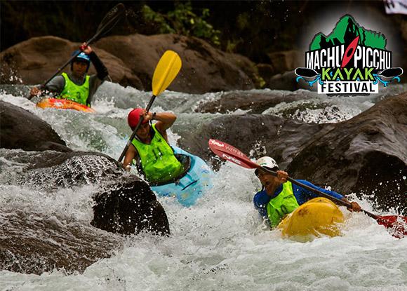 Sandra de Ugarte, el rostro de Machu Picchu Kayak Fest y sus expectativas para el evento