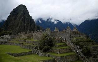 Obras en Machu Picchu montaña, duraran hasta el 30 de abril