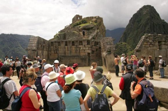 Visitas a Machu Picchu aumentó en un 12% en el primer semestre