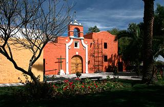 Mansión del Fundador - Arequipa