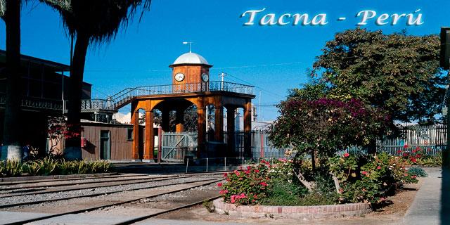 Ferroviario Tacna