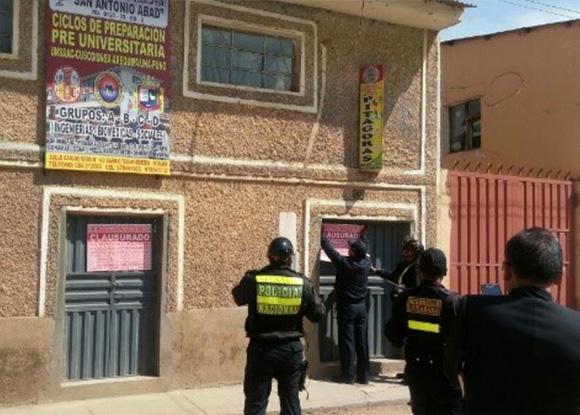 policia captura banda delincuencial