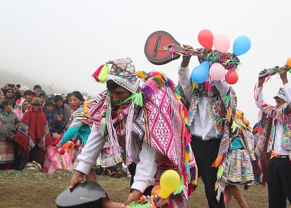 fiesta carnavalesca