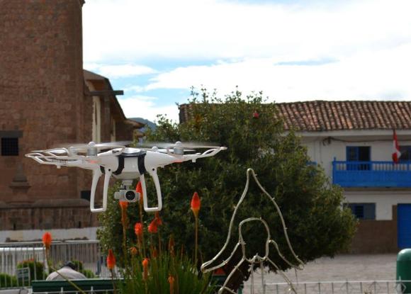 drones en san sebatian