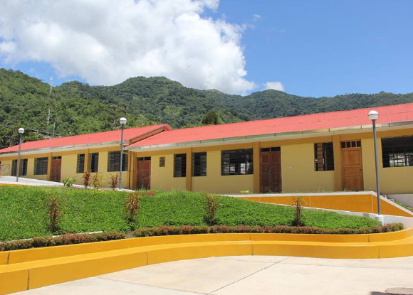 nuevo colegio palma real