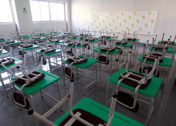mobiliario para colegios