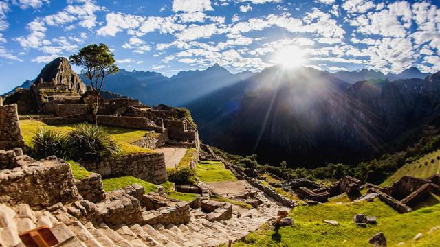 Machu Picchu Sanctuary