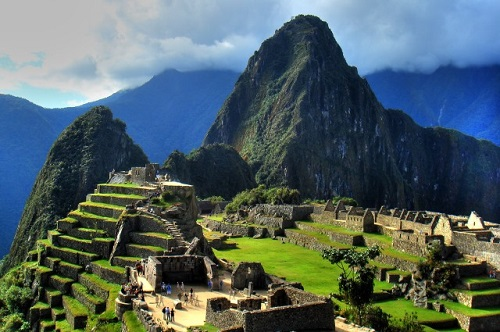 Machu Picchu, Maravilla del mundo