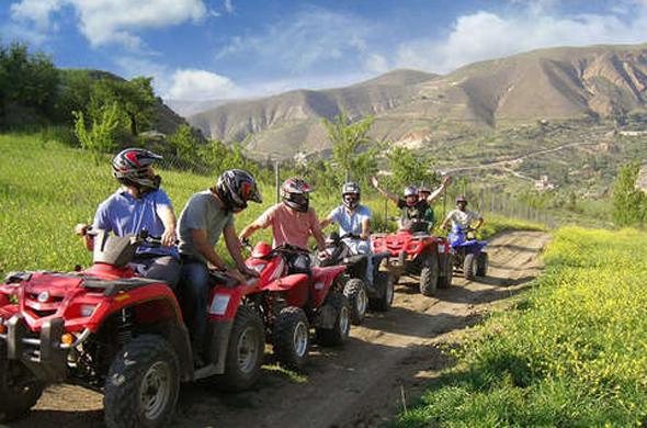 Cuatrimotos: Aventura sobre cuatro ruedas en el Perú