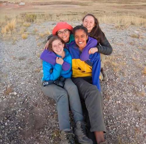 Malia Obama y su visita a Perú