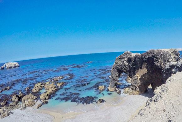Visita las playas de Marcona antes de que se acabe el verano