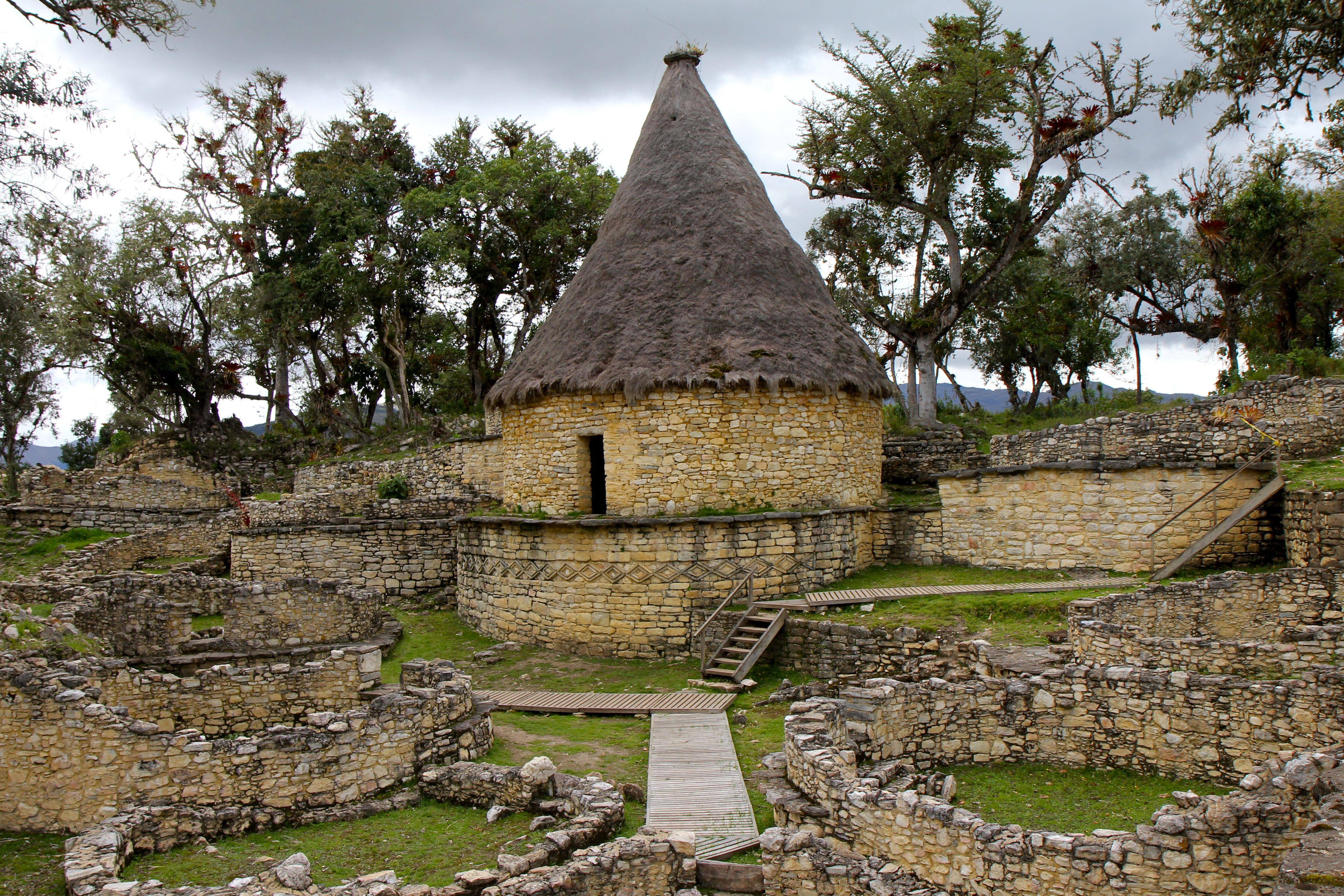 El Santuario de Kuélap y el cañón del Colca se fortalecen al ser los circuitos de mayor crecimiento en el País