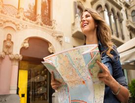 ¿Te gusta viajar? Estas son las 8 aptitudes que debes tener