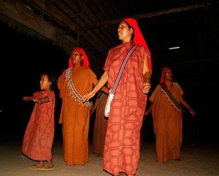 Comunidad Chamchamayo